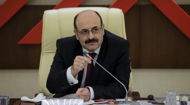 YÖK Başkanı Saraç: Sınav ertelendi, öğrenciler bir hafta daha kazandı