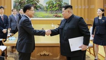 Güneyden Kuzey Koreye barış anlaşması çağrısı