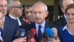Kemal Kılıçdaroğlu: Adayımızı Parti Meclisinde belirleyeceğiz
