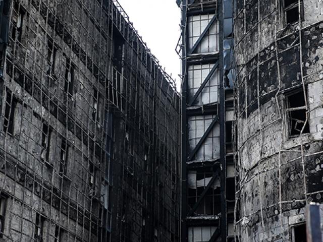 Taksim Eğitim ve Araştırma Hastanesindeki yangının sebebi belli oldu