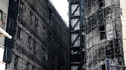 Taksim Eğitim ve Araştırma Hastanesi'ndeki yangının sebebi belli oldu