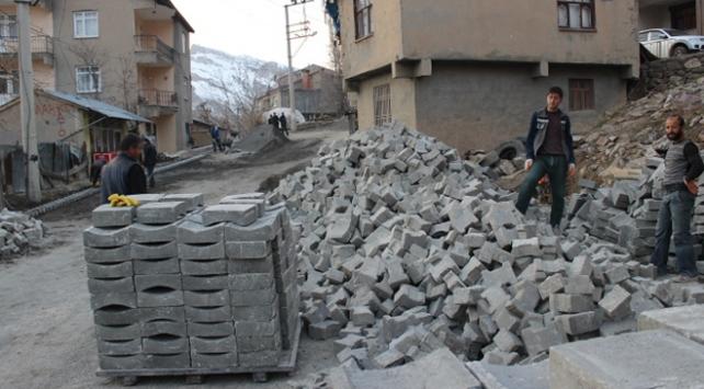 Şırnak'ta terör mağdurlarının evleri yıl sonunda teslim edilecek