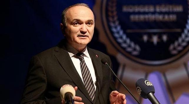 İşyeri açan girişimcilere toplam 1 milyar lira destek verildi