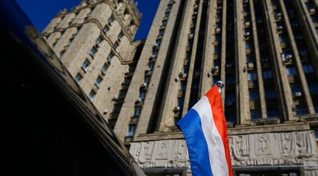 Rusya Dışişleri Bakanlığı'na asılsız bomba ihbarı