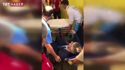 Beşiktaş Teknik Direktörü Şenol Güneş hastaneye kaldırıldı