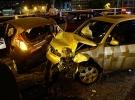 Başkentte 10 araç birbirine girdi: 7 yaralı