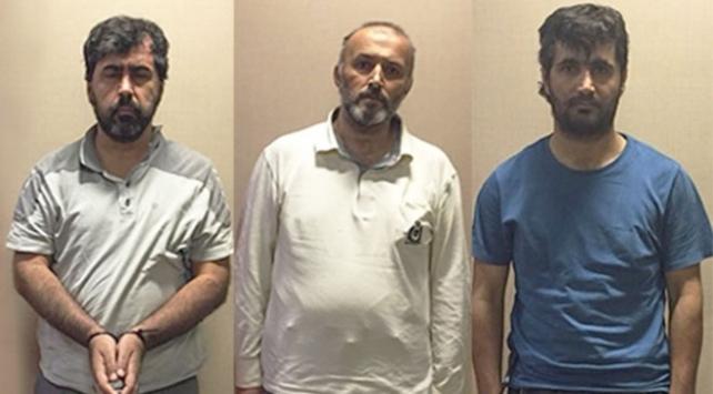Gabon'dan Türkiye'ye getirilen 3 FETÖ üyesi tutuklandı