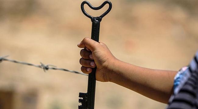 İsraildeki Filistinlilerden Nekbe gösterisi