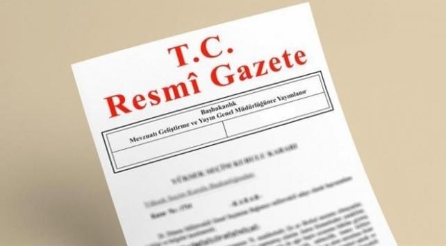 6 Bakanlığa yönelik atama kararları Resmi Gazete'de