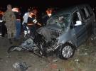 Ağrı Doğubayazıt'ta kaza: 4 ölü, 3 yaralı
