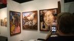 """New York Artexpo 2018"" sanat sergisi düzenlendi"