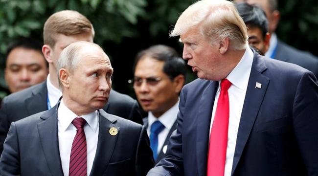 Trump, Putini Beyaz Saraya davet etti