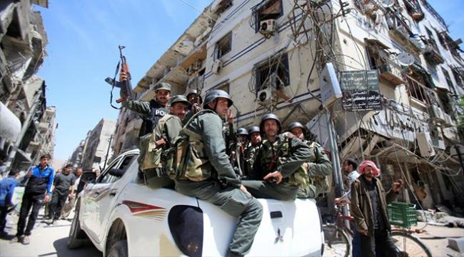 ABD: Rusya ve Suriye, kimyasal saldırı yapılan yerleri temizlemeye çalıştılar