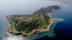 Urla Karantina Adası görsel şölen yaşatıyor