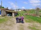 Avdan köyünde sadece 3 kişi yaşıyor