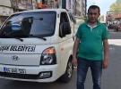 Temizlik işçisi 6 bin lira buldu, yetkililere teslim etti