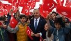 İstanbul Yeni Havalimanının ilk konukları çocuklar oldu