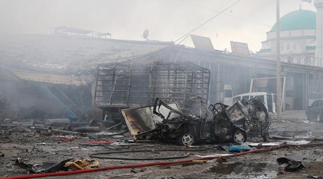 Iğdırda sanayi sitesinde patlama: 3 ölü, 13 yaralı