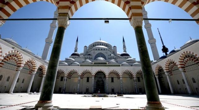 Çamlıca Camii, Kadir Gecesi ibadete açılacak