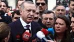 Cumhurbaşkanı Erdoğandan derbi yorumu: Bu terörü birileri organize etti