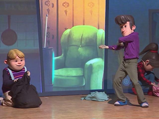 TRT Çocukun sevilen çizgi filmi Rafadan Tayfa, miniklerle buluştu