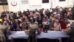Mehmetçik Afrinde günlük 15 bin ekmek dağıtıyor