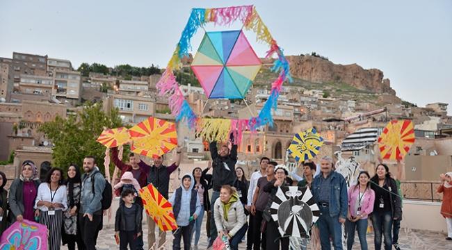 Uluslararası Mardin Uçurtma Festivali başladı
