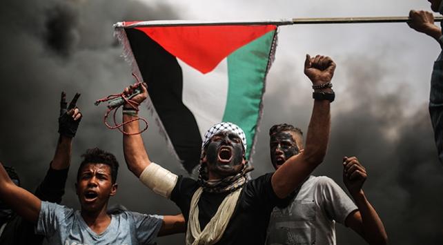 Filistin, İsrail saldırılarına karşı BMGKye başvuracak