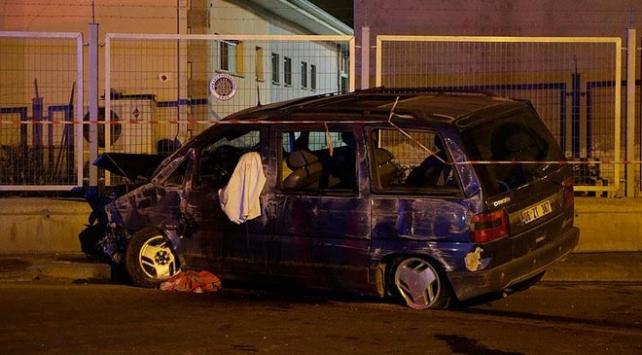 Ankarada asker eğlencesi dönüşü kaza: 2 ölü, 2 yaralı