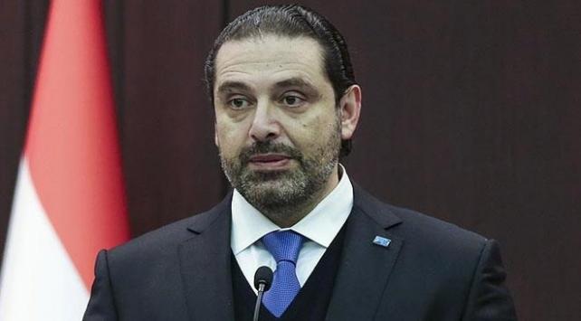 Lübnan Başbakanı Haririden Filistine Kudüs için destek mesajı