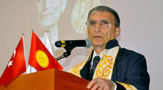 Prof. Dr. Aziz Sancar: Tam bağımsızlık, kendi yaratacağımız bilim ve teknoloji ile mümkün