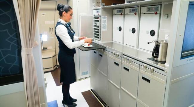 THY ve TAInin ortak ürettiği kabin içi mutfak ekipmanları Çin pazarına giriyor
