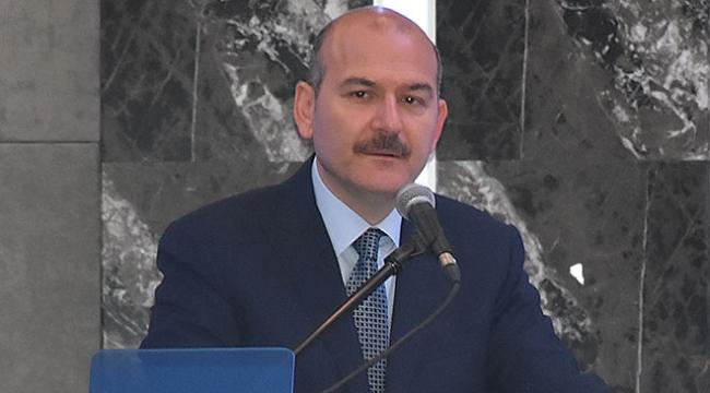 Bakan Soylu: Örgütün kaynakları önemli ölçüde engellendi