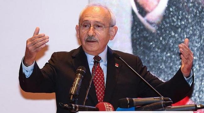 CHP Genel Başkanı Kılıçdaroğlu: Biz Balkanları Anadolunun Avrupaya açılan kapısı olarak görüyoruz