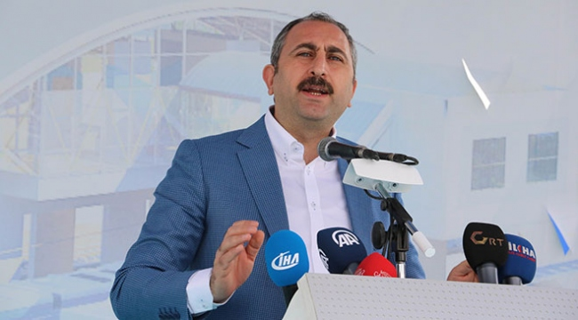 Adalet Bakanı Gül, Yunanistana yazdığı mektubu değerlendirdi
