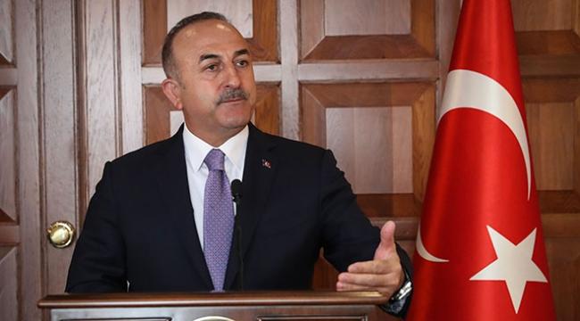 Dışişleri Bakanı Çavuşoğlu ABDye gitti