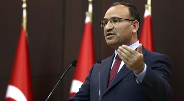Başbakan Yardımcısı Bozdağdan CHP-İYİ Parti ittifakına sert tepki