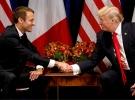 Fransa Cumhurbaşkanı Macron'dan sürpriz ABD ziyareti