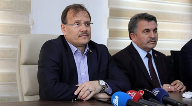 Başbakan Yardımcısı Çavuşoğlundan CHP-İYİ Parti işbirliğine yorum
