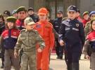 Jandarma Genel Komutanlığı'ndan çocuklar için klip