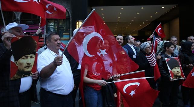 ABDde sözde Ermeni soykırımı iddialarına protesto