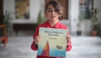 Radyoyu çok seven küçük kız kitap yazdı: Nina ve Radyo'nun Maceraları