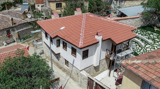 """""""Atatürk Evi""""ndeki restorasyon çalışmaları bitiyor"""
