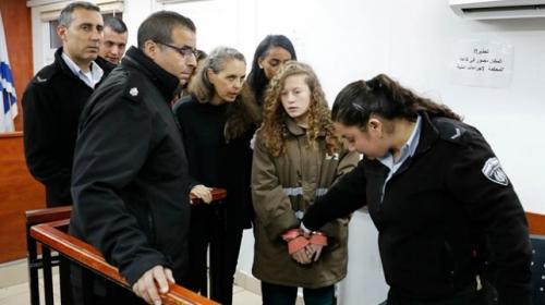 İsrailli vekilden Ahed et-Temimi için insanlık dışı sözler: Vurmalıydık