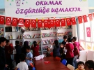 Hatay'da Afrin şehitleri anısına kütüphane oluşturuldu