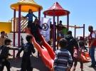 Türk Kızılayı'dan Suriyeli çocuklara 23 Nisan sürprizi