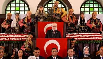 TBMM Başkanı İsmail Kahraman: Birlik ve beraberliğimizi pekiştirerek devam ettireceğiz