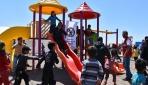Kızılay'dan Suriyeli çocuklara 23 Nisan sürprizi