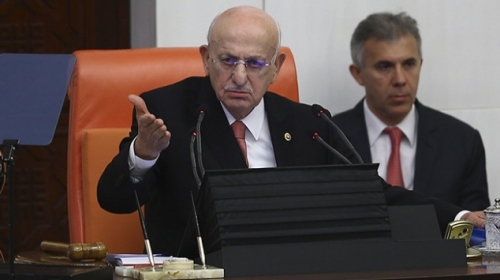 Meclis Başkanı Kahramandan HDPli Beştaşa tepki
