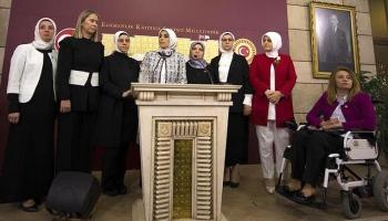 AK Parti kadın milletvekillerinden Kılıçdaroğluna tepki
